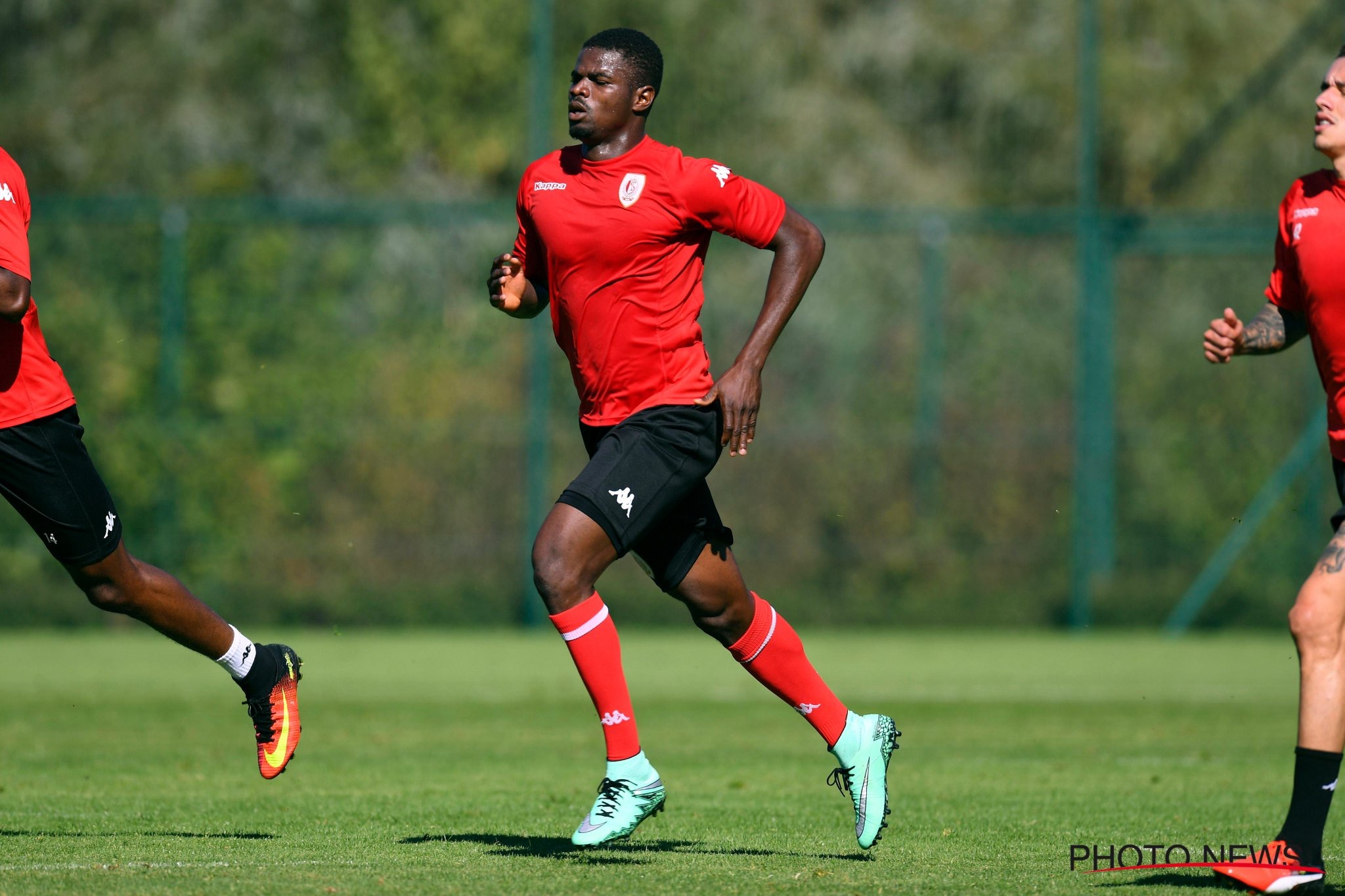 Echiejile Rues Standard Liege Draw With Genk