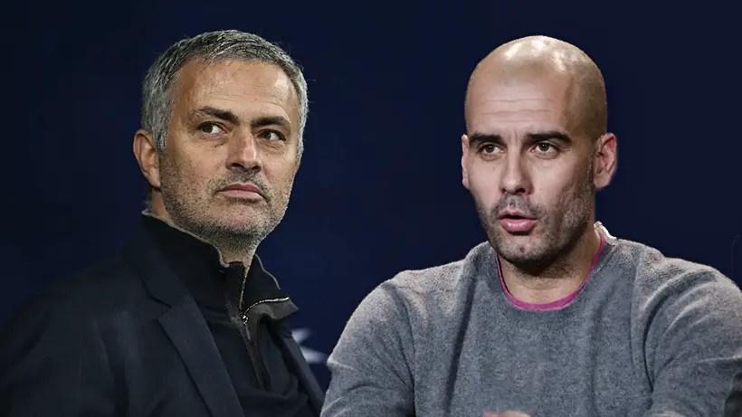 Odegbami: Jose Mourinho Versus Pep Guardiola.