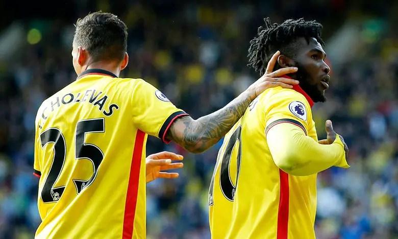 Amrabat: Young Success Can Produce Magic For Watford