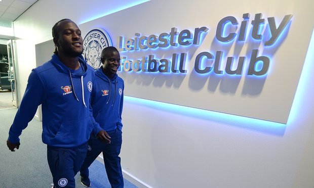 Chalobah: I'm Happy Moses Scored From My Assist