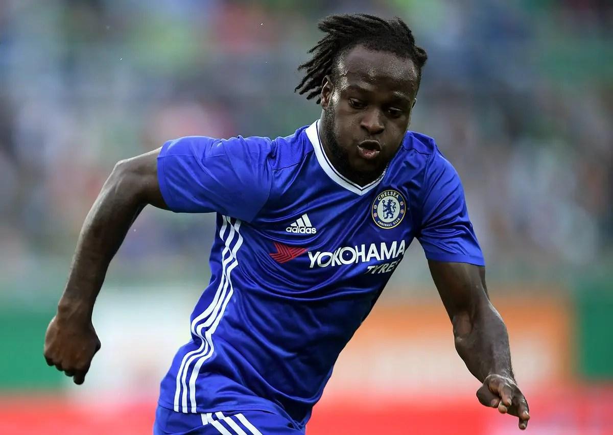 Chelsea Wish Moses Luck Ahead Nigeria Vs Algeria W/Cup Clash