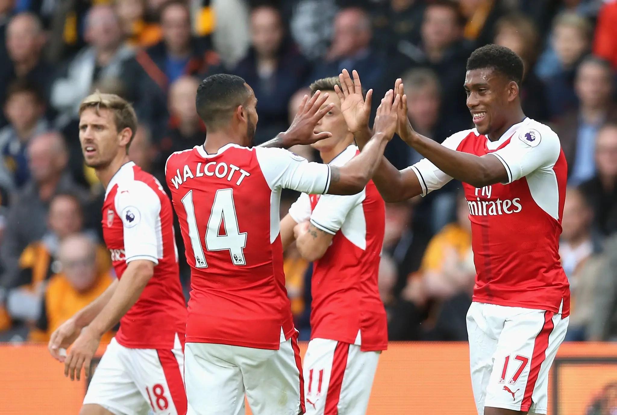 Kanu To Arsenal: Don't Stop Winning, Gunners