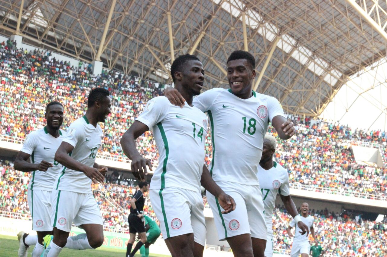 Mikel, Musa, Iheanacho, Chikatara Up For African Player Of The Year