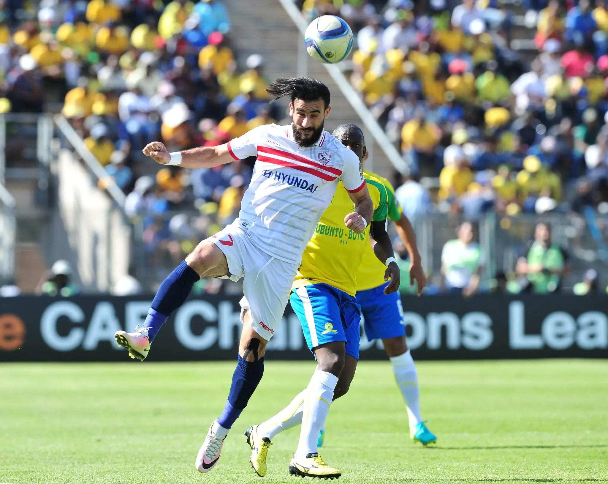 Mamelodi Sundowns Thrash Zamalek, Close To CAFCL Title