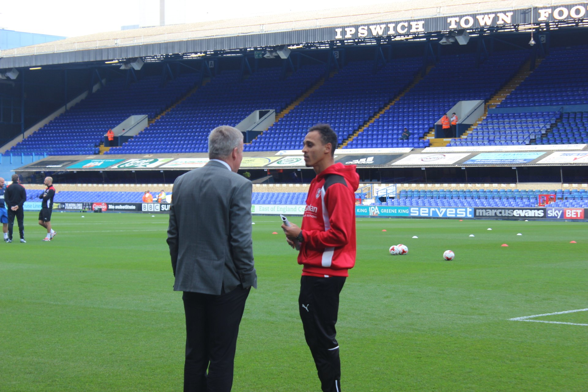 Odemwingie Makes Rotherham Debut In Draw Vs Ipswich