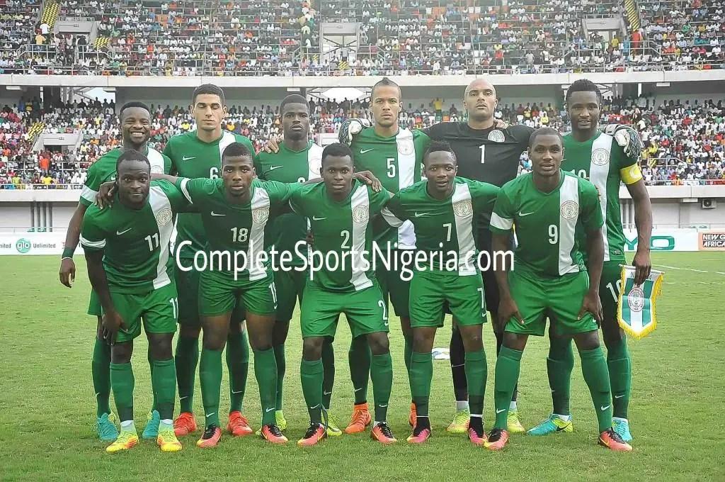 Algeria To Inspect Uyo Facilities, Arrive For Qualifier Vs EaglesNov. 10