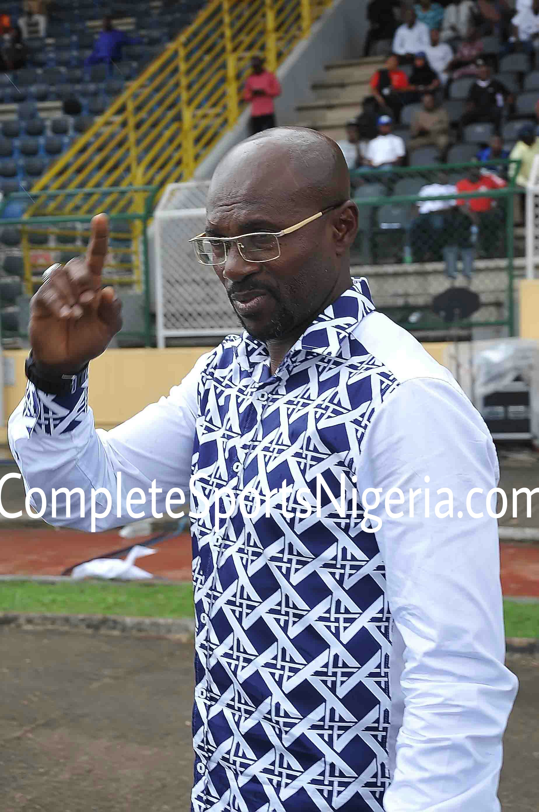 Imama Receives Sack Letter, Confirms Rangers Exit