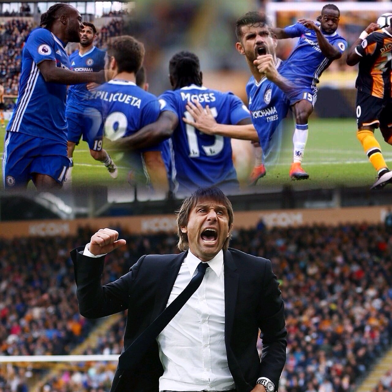 Conte Eager For Man City Vs Chelsea, Guardiola Matchup