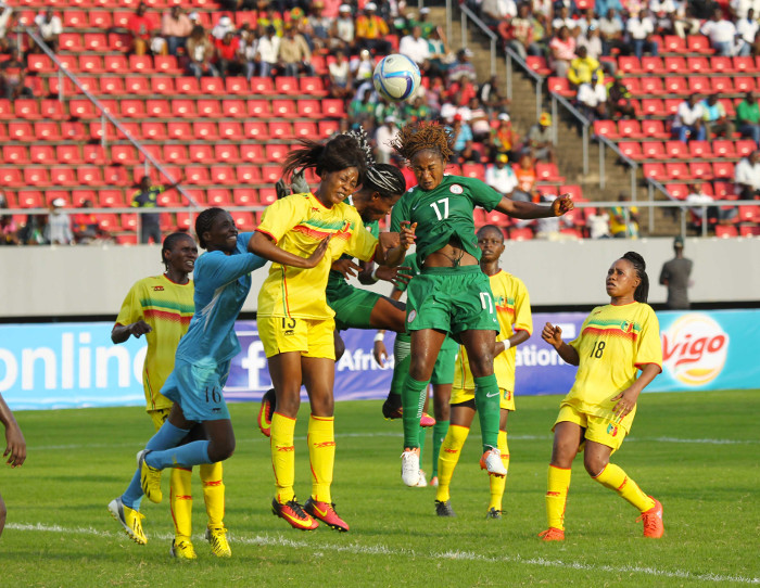 Kudaisi Praises Falcons After Mali Rout, Warns Against Complacency