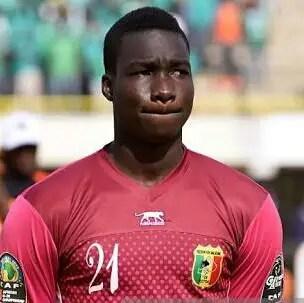 IfeanyiUbah Sign Mali Keeper Traore On 3-Year Deal