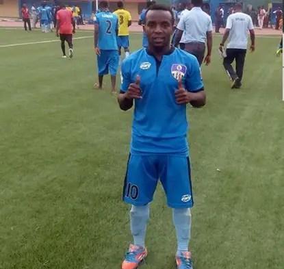 Akwa United Lead Race For MFM's Onuwa