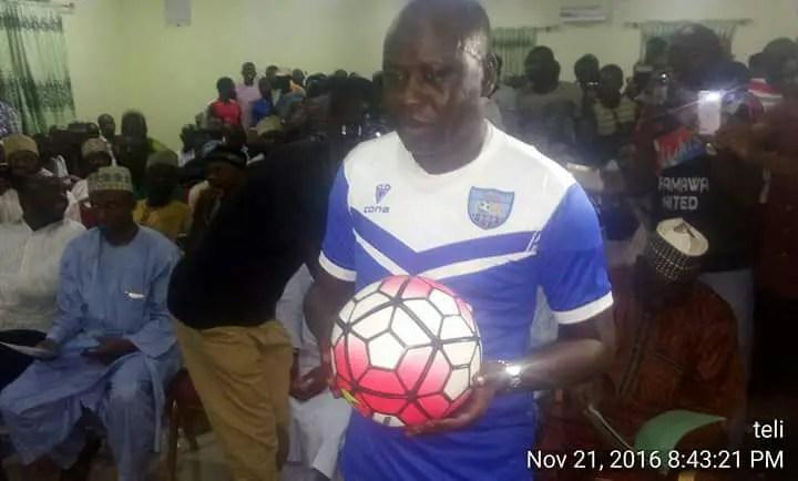 Manu Garba: I'll Be Successful At Gombe United