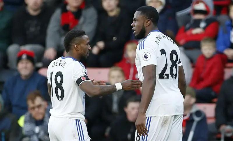 Anichebe Scores Stunner As Sunderland Win; Iheanacho Can't Save City