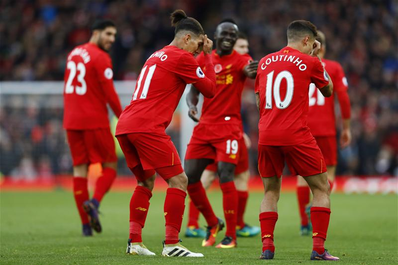 Ighalo's Goal Drought Continues As Liverpool Destroy Watford