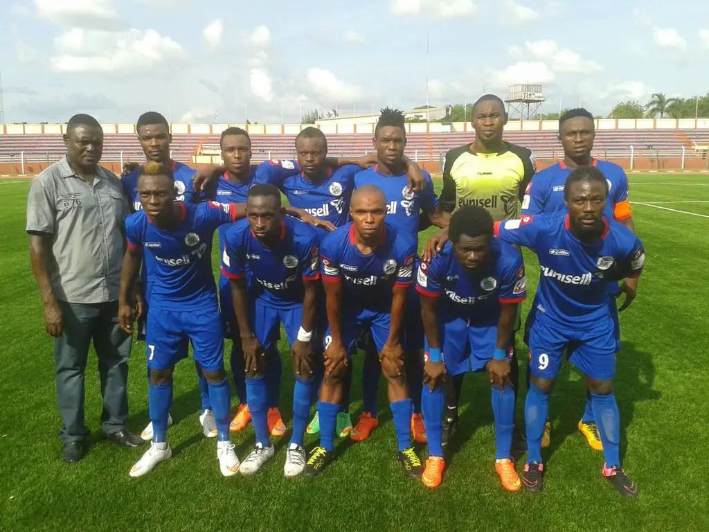 Rivers United Start Preparations For New NPFL Season