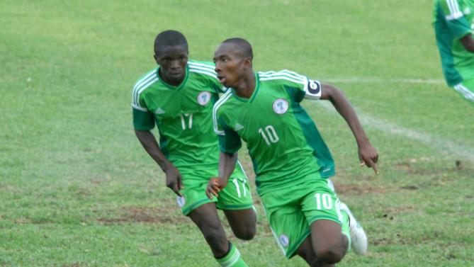 Flying Eagles Star Agor Passes PK Solenica Trials