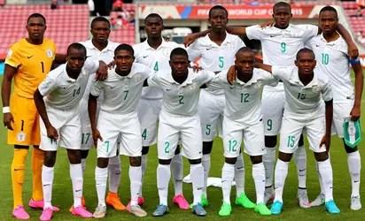 Golden Eaglets To Play England, Iran At Suwon Tourney
