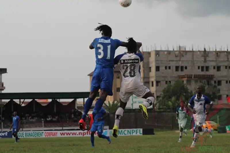 Gold Cup:LobiHoldEnyimba,MFMTrounce Sunshine