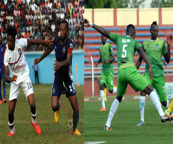 WAR IN LAGOS! IfeanyiUbah, Nasarawa Battle For Federation Cup Glory