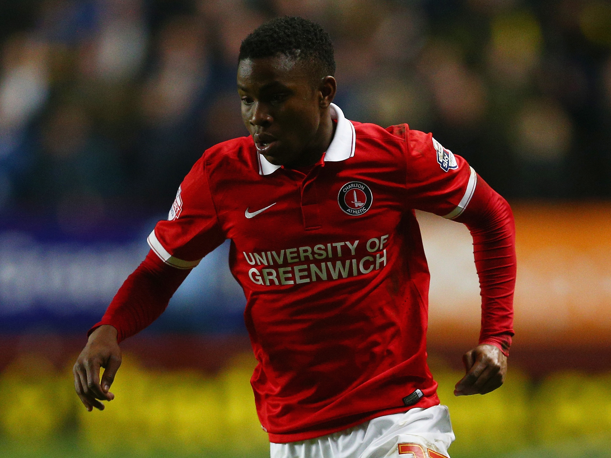 Everton Eager To Sign £10m Nigerian Forward,Lookmon