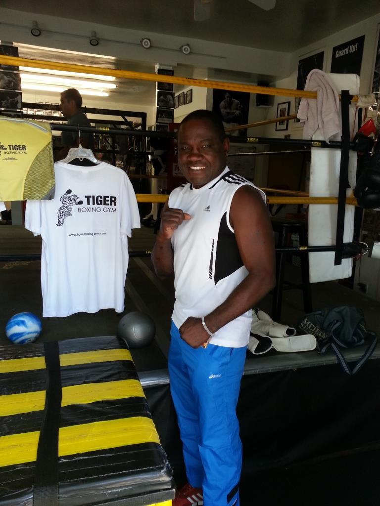 AAG Champ Oyeleye Makes Pro Debut In USAOn Friday