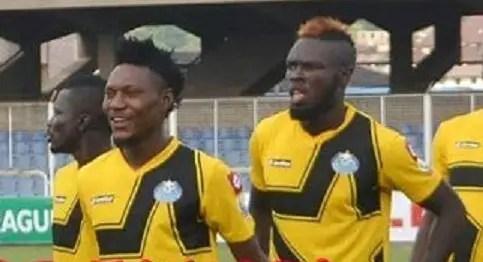 FCIfeanyiUbahSet To SignWarriWolves' Onomado, Okpako