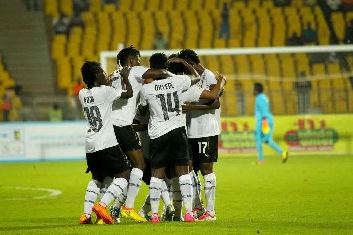 Ghana Edge South Africa To Claim AWCON Bronze