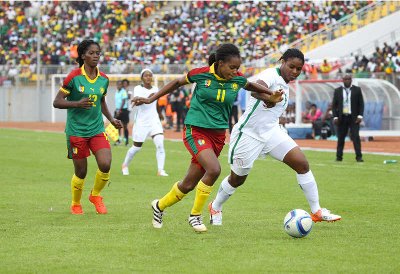 REPORT CARD: How Super Falcons Rated Vs Cameroon