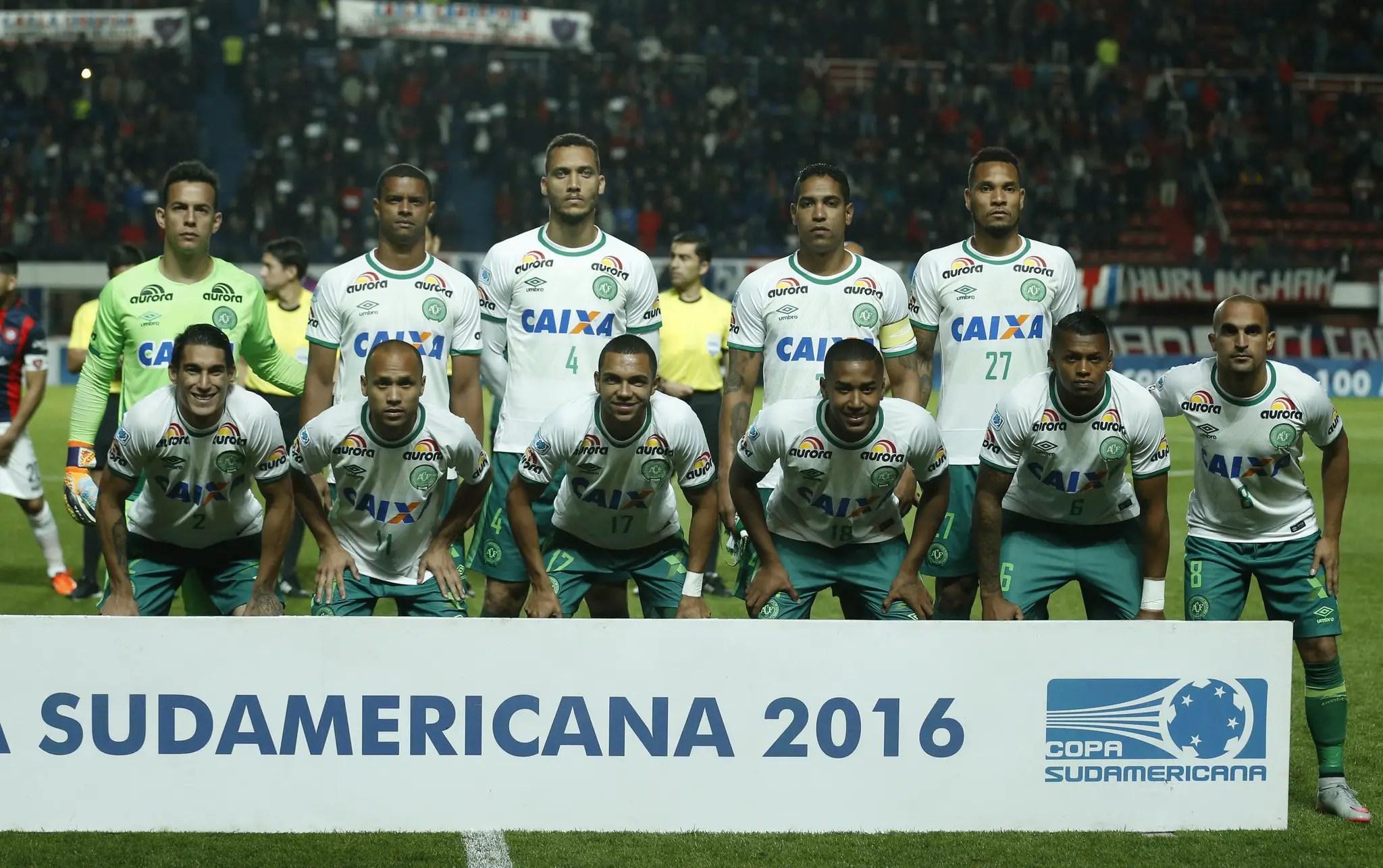 Chapecoense Declared Copa Sudamericana Champions After Plane Crash