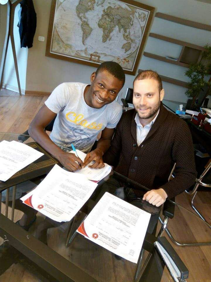 Obaje Seals Long-Term Etoile Deal, Egbuchulam To Join Soon