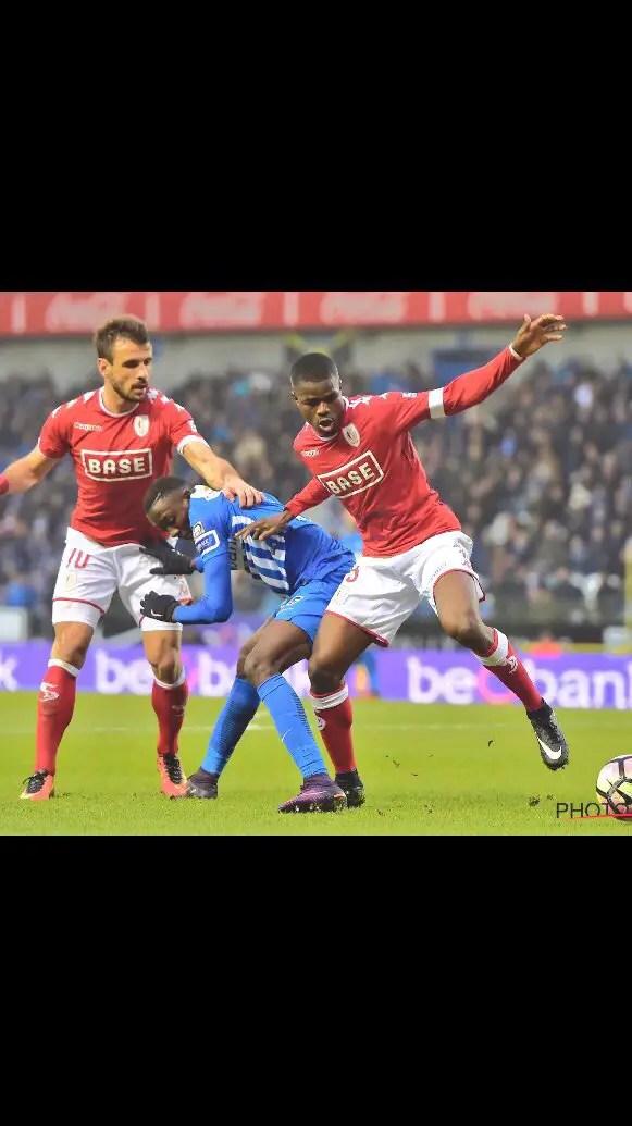 Echiejile: I'm Adapting Well In Belgian League