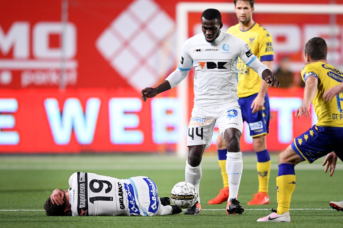Esiti Backs Gent To Win Belgian Title Again