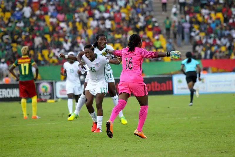 Banyana Captain Hails Super Falcons After AWCON Triumph