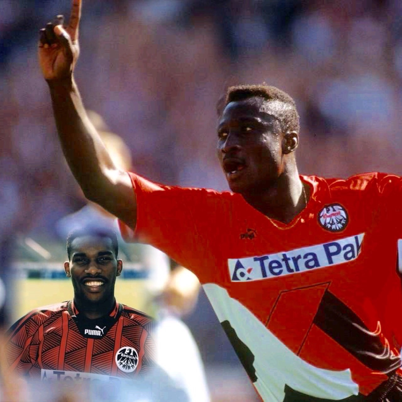 Okocha: Yeboah My Favourite Ghanaian Player