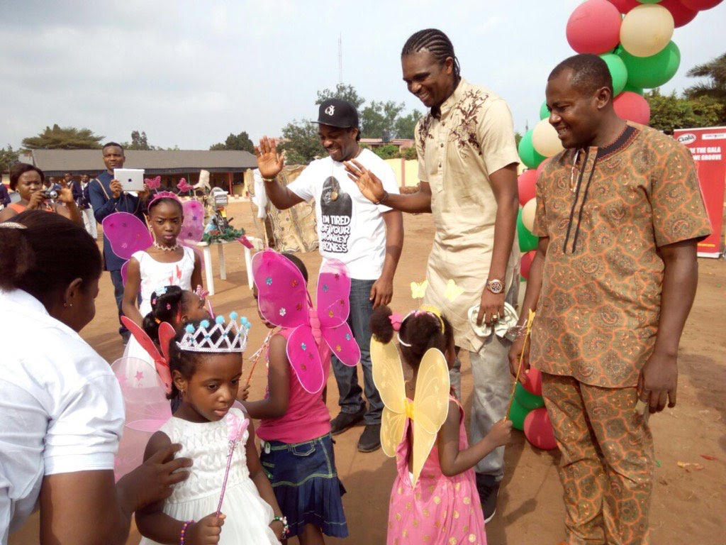 Kanu Holds Children's Carnival, Commits ToGiving To Kids