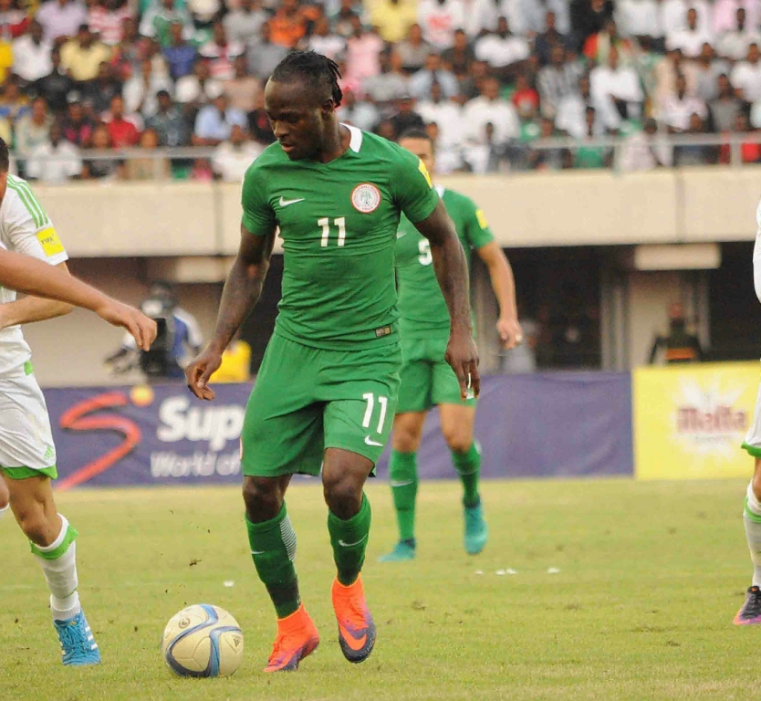 Moses Beats Egbuchulam To 2016 Complete Sports Player Of The Year Award