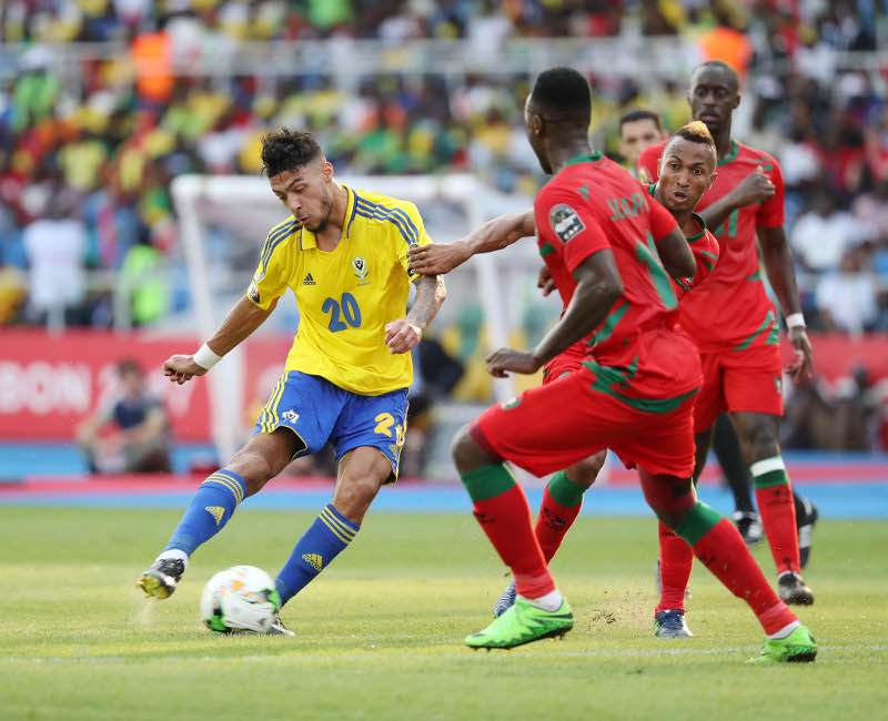 AFCON 2017: Aubameyang Scores As Guinea-Bissau Hold Gabon