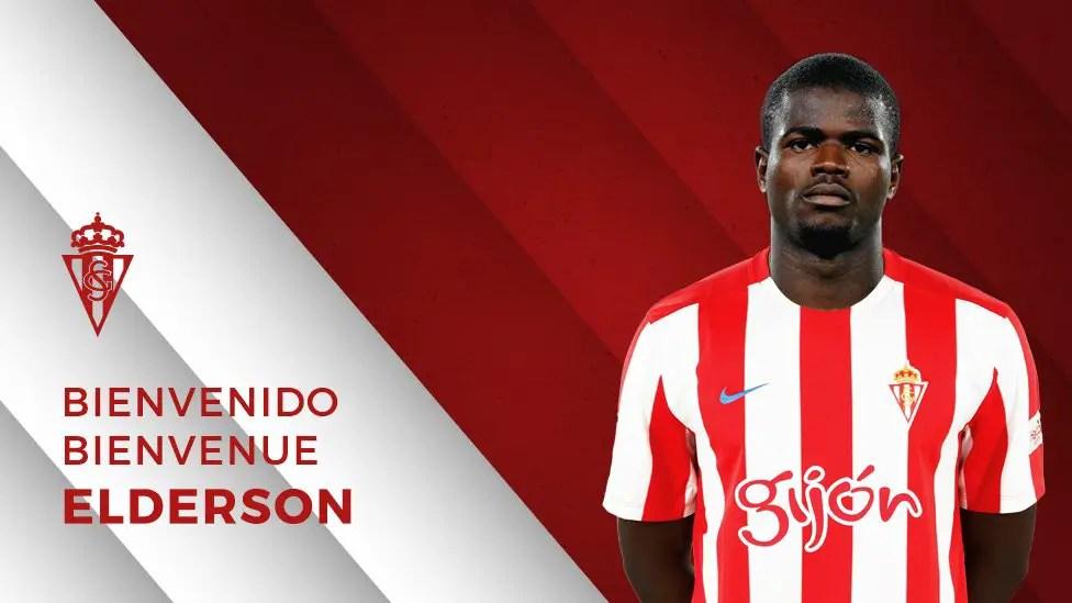 Echiejile Joins Sporting Gijon On Loan From Monaco