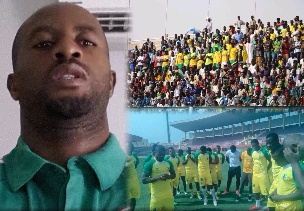 Udoji Urges Kano Pillars' Fans' Support To Beat 3SC