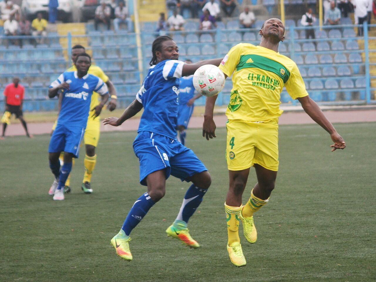 NPFL: Rangers Hold Nasarawa, Sunshine Pip 3SC, Plateau Beat Enyimba