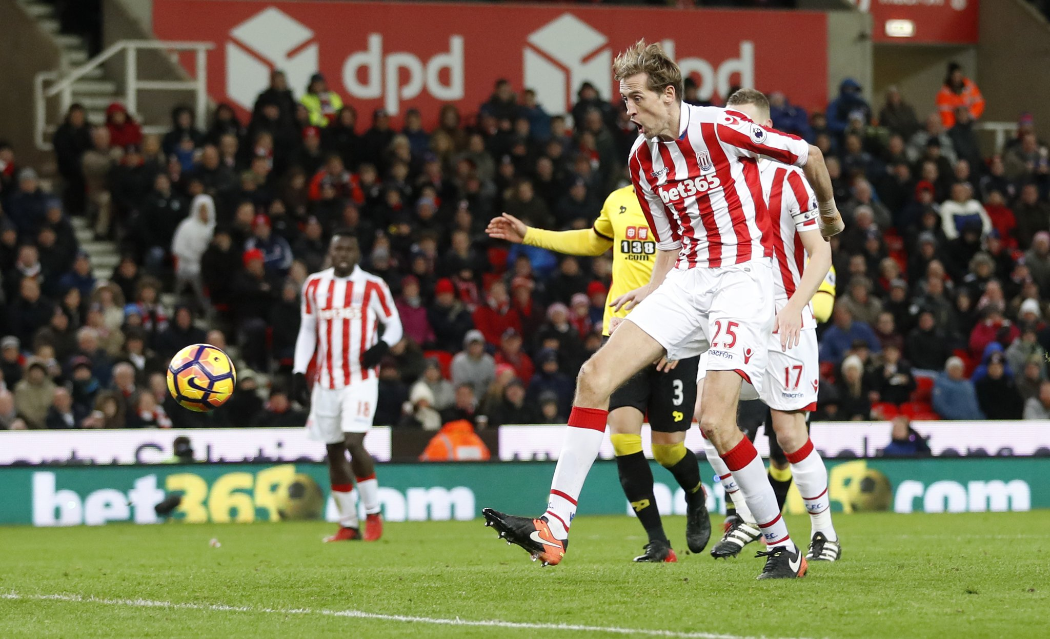 Ighalo Drought Continues As Watford Fall To Stoke