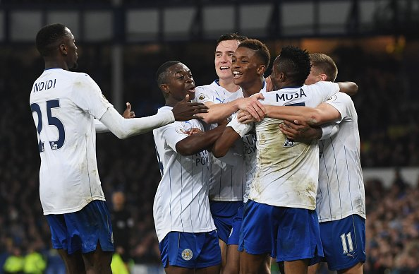 Musa: My Brother Ndidi Can Do Kante's Job For Leicester