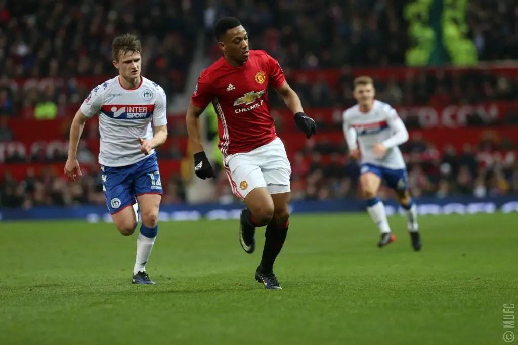 FA Cup: Schweinsteiger Scores As Man United Maul Wigan
