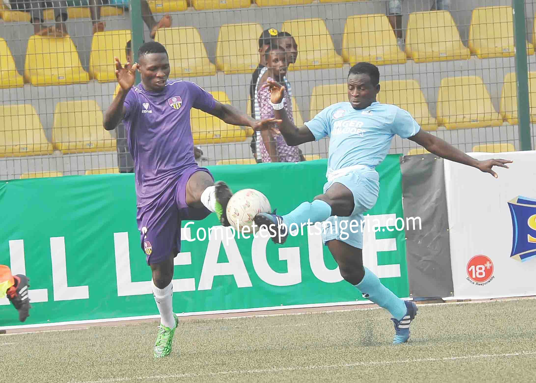 NPFL: Sunshine, 3SC Light Up Akure; IfeanyiUbah Welcome MFM