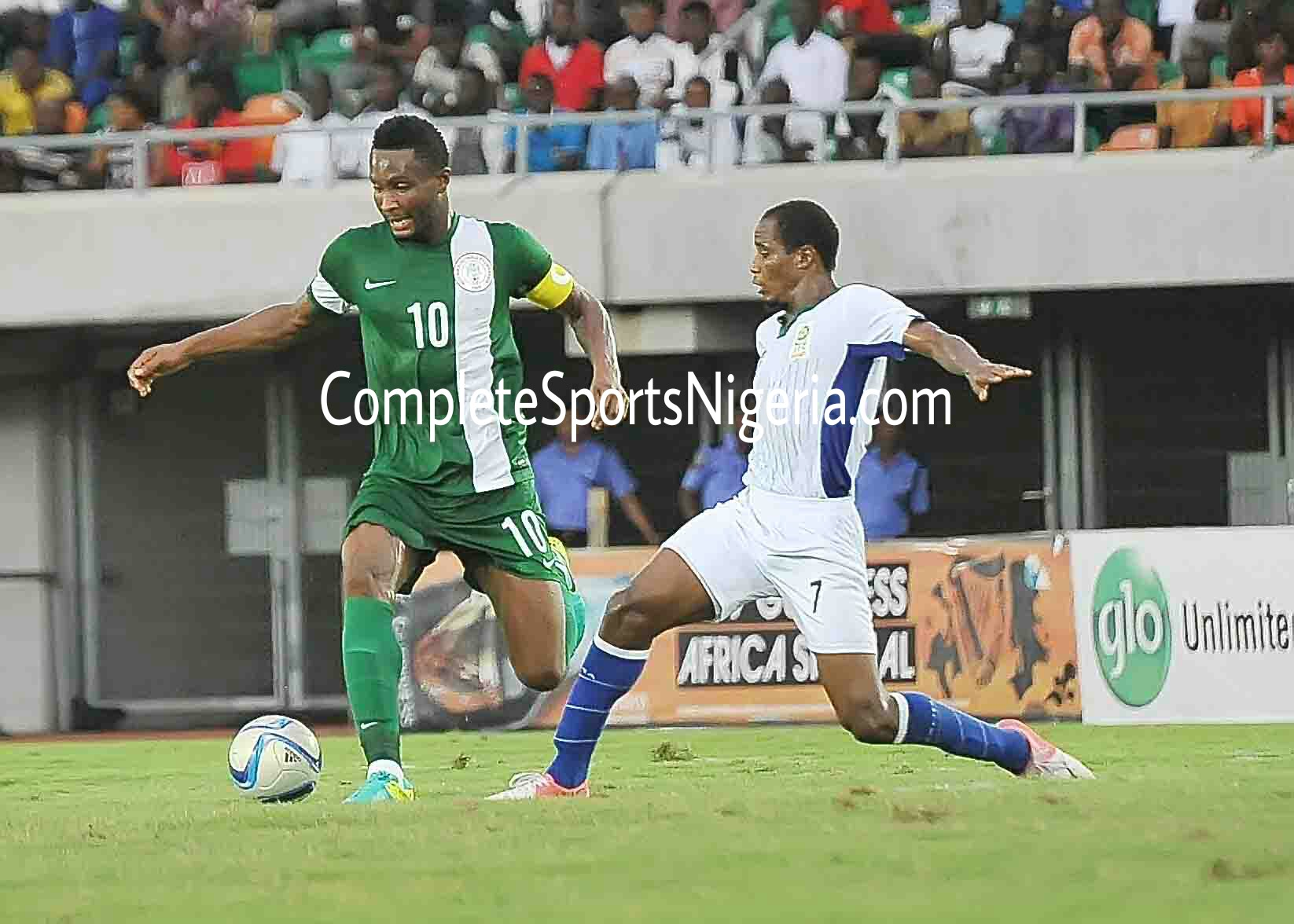 AFCON 2019 Qualifiers: Super Eagles Draw South Africa, Libya, Seychelles