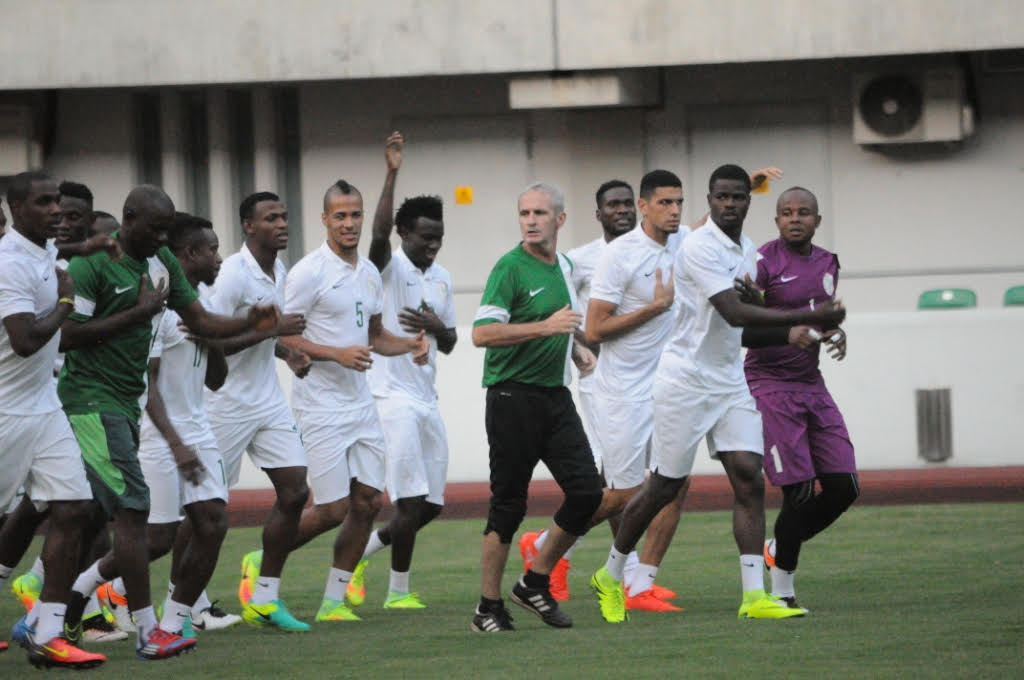 Who Is Missing Super Eagles At AFCON?