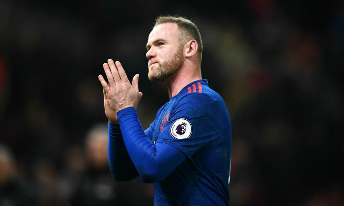 Mourinho Hails Rooney's New Goal Record, Rues United's Profligacy At Stoke City