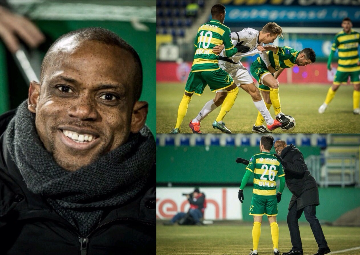 Oliseh Rings Changes As Fortuna Sittard Go For Broke Against Almere City