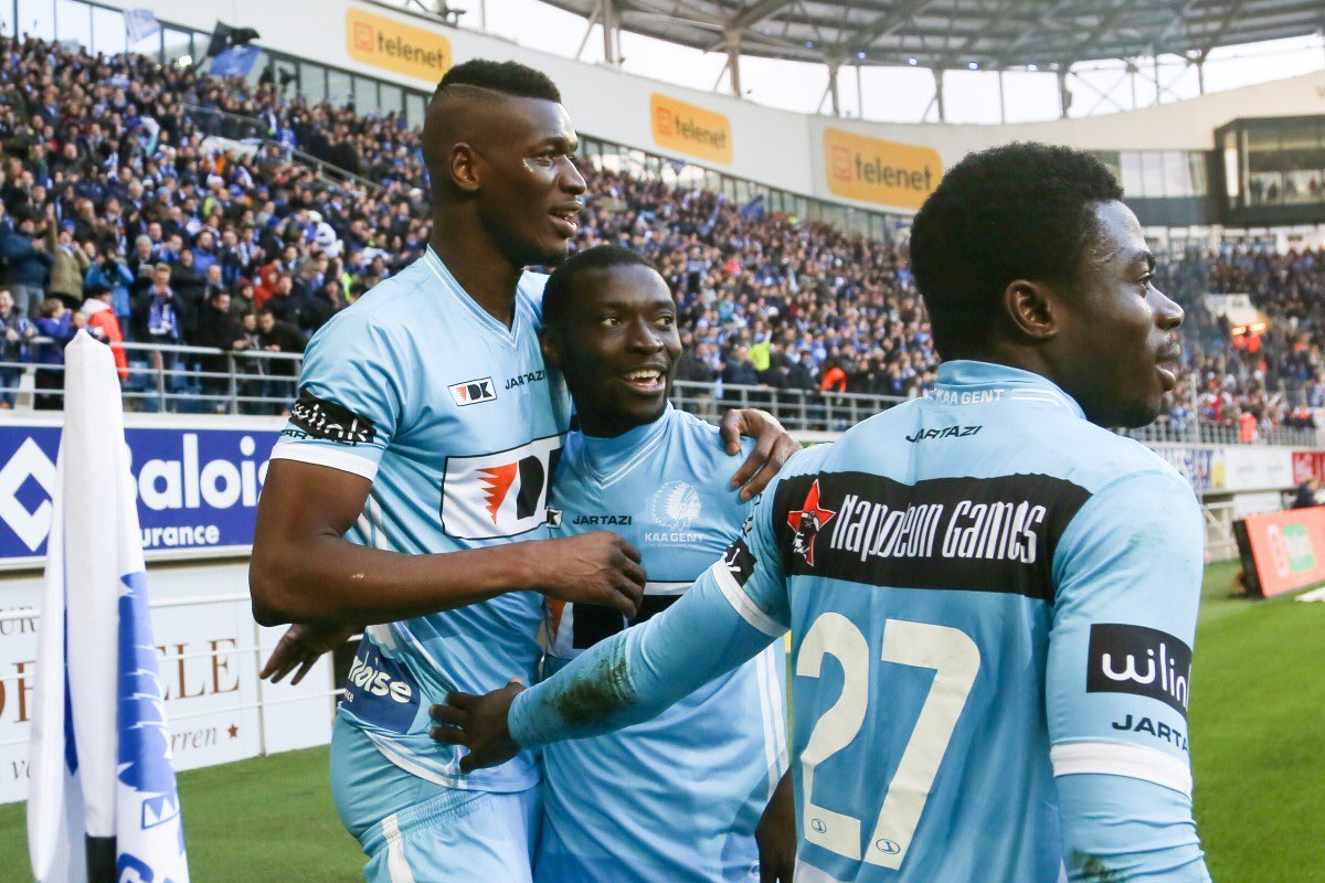 Simon, Esiti, Kalu Star In Gent Win; Onazi Helps Trabzonspor Win; Ideye Fires Blanks