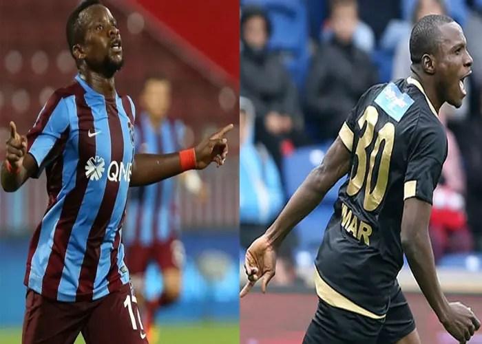 Eto'o's Goal Sinks Umar's Osmanlispor, Onazi Win With Trabzonspor
